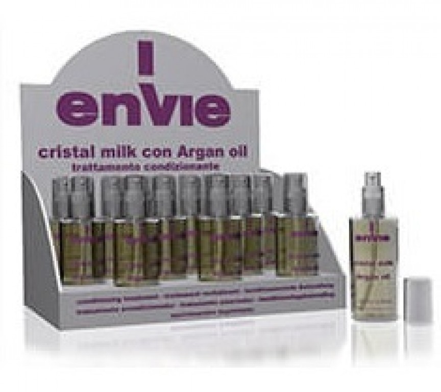 Envie Cristal Milk Argan Oil
