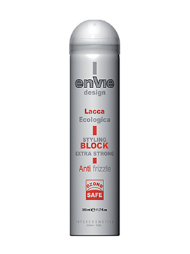 Envie sprej na vlasy Styling BLOCK 350ml