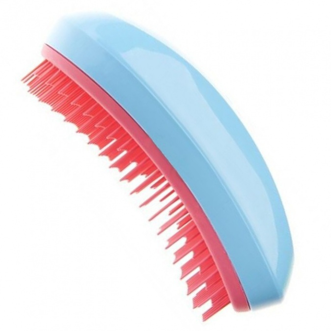 Kartáč TANGLE TEEZER Salon Elite modro růžový