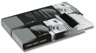 Foam Speed Wraps 9,5 x 20cm 200ks